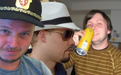 Draft-preik; Torp, Begby & Pilsen
